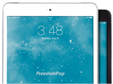 FreedomPop (iPad mini 001)