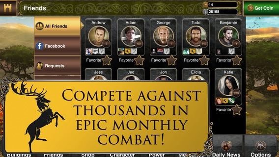 Game of Thrones Ascent 2.0 for iOS (iPhone screenshot 004)