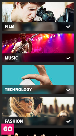 Indiegogo 1.3 for iOS (iPhone screenshot 003)