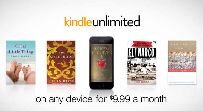 Kindle Unlimited (teaser 005)