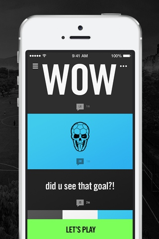 Nike Soccer 1.0 for iOS (iPhone screenshot 003)