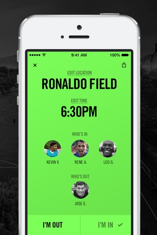 Nike Soccer 1.0 for iOS (iPhone screenshot 004)