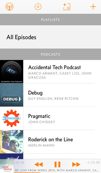 Podcast Creator App Iphone