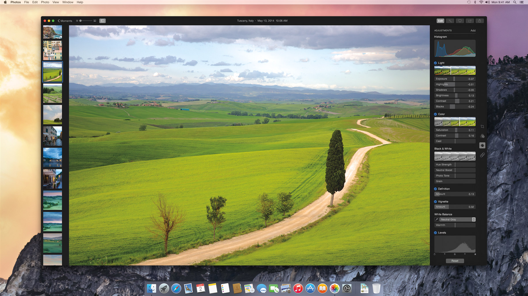 Photos for OS X (screenshot 001)
