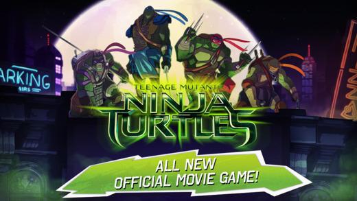 Teenage Mutant Ninja Turtles 1.0 for iOS (iPhone screenshot 001)