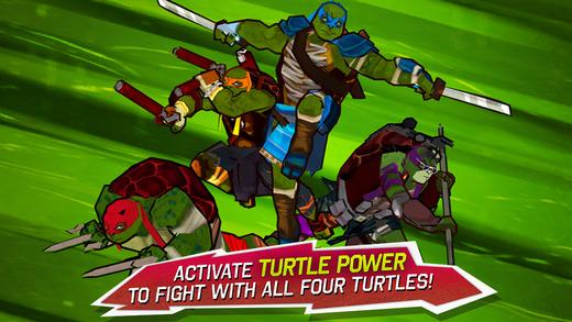 Teenage Mutant Ninja Turtles 1.0 for iOS (iPhone screenshot 005)