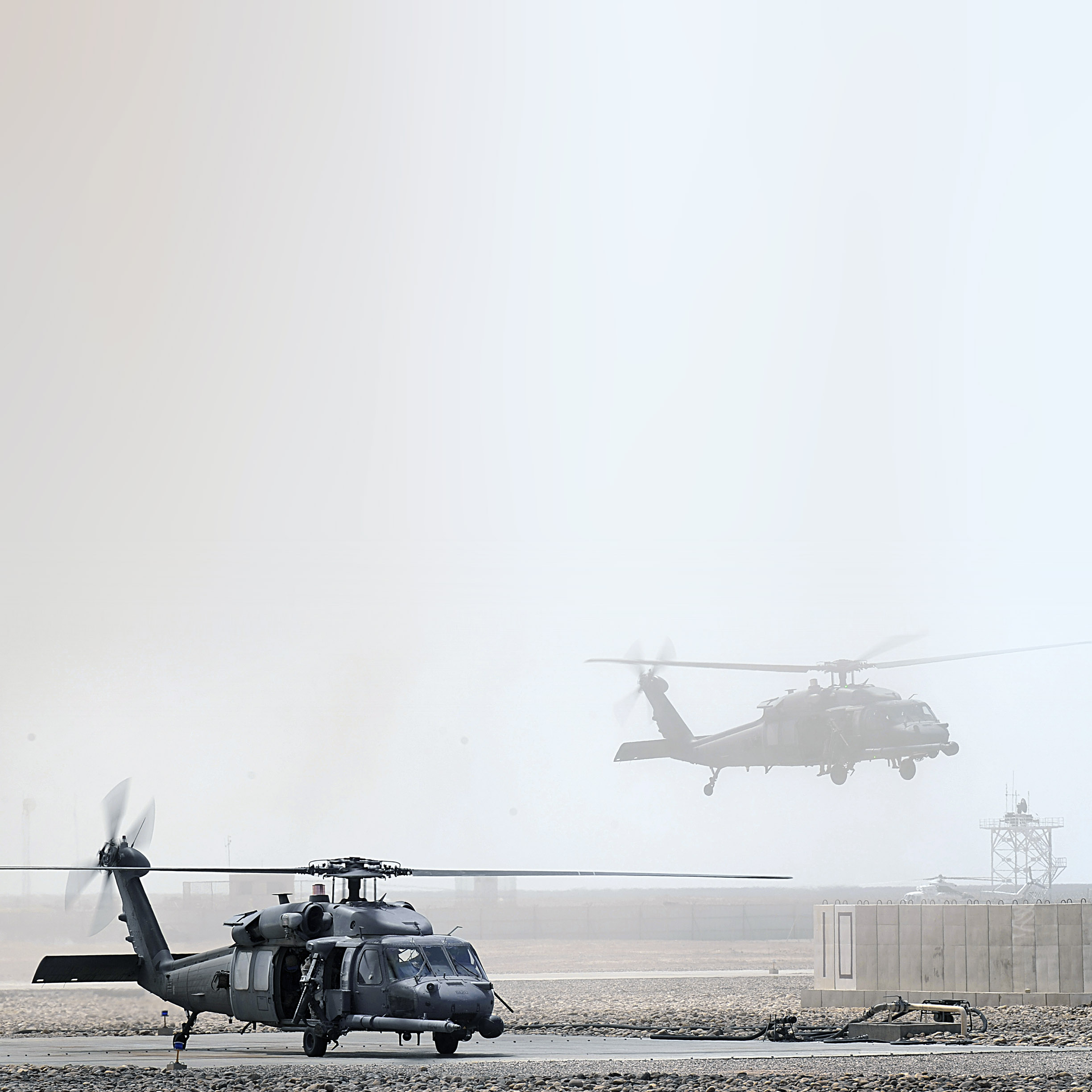 Flight engineers: Critical component to combat search, rescue mission