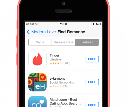 The best dating app for iphone