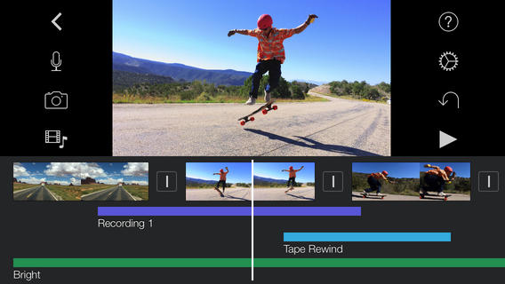 iphone movie app apple updates pages and imovie for ios 8 updated 3345