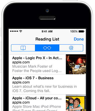 reading list iphone how to free up iphone storage by clearing safari s offline 12831