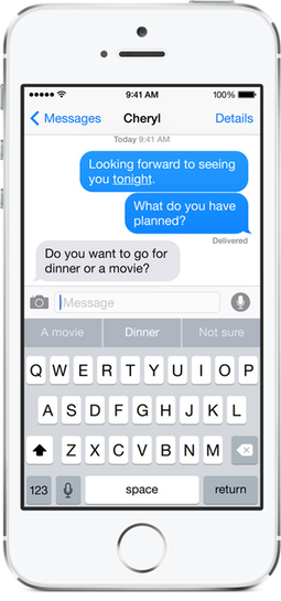 iOS-8-QuickType-suggestions
