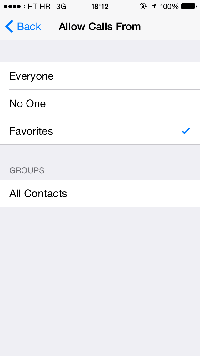 iOS 8 (Settings, Do Not Disturb 003)