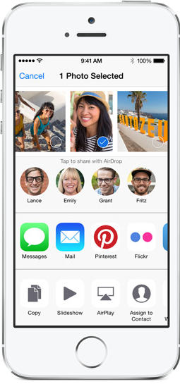 iOS-8-extensibility-sharing-share-sheet