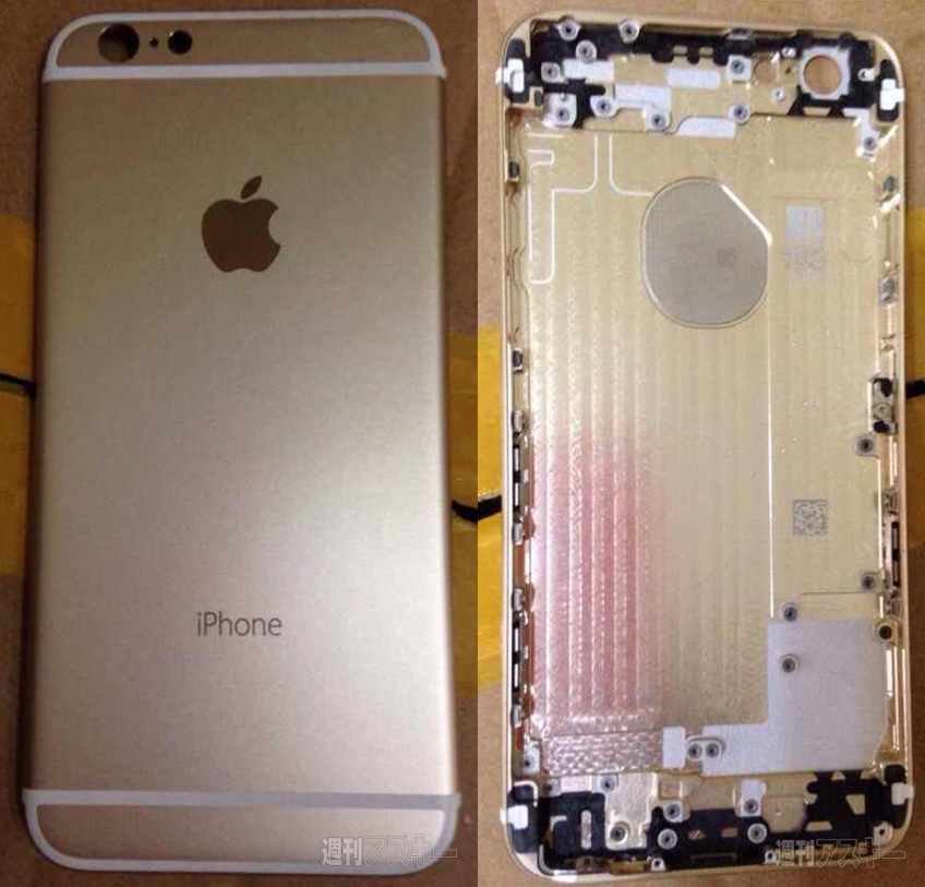 iPhone 6 Rear shell (NowhereElse 001)