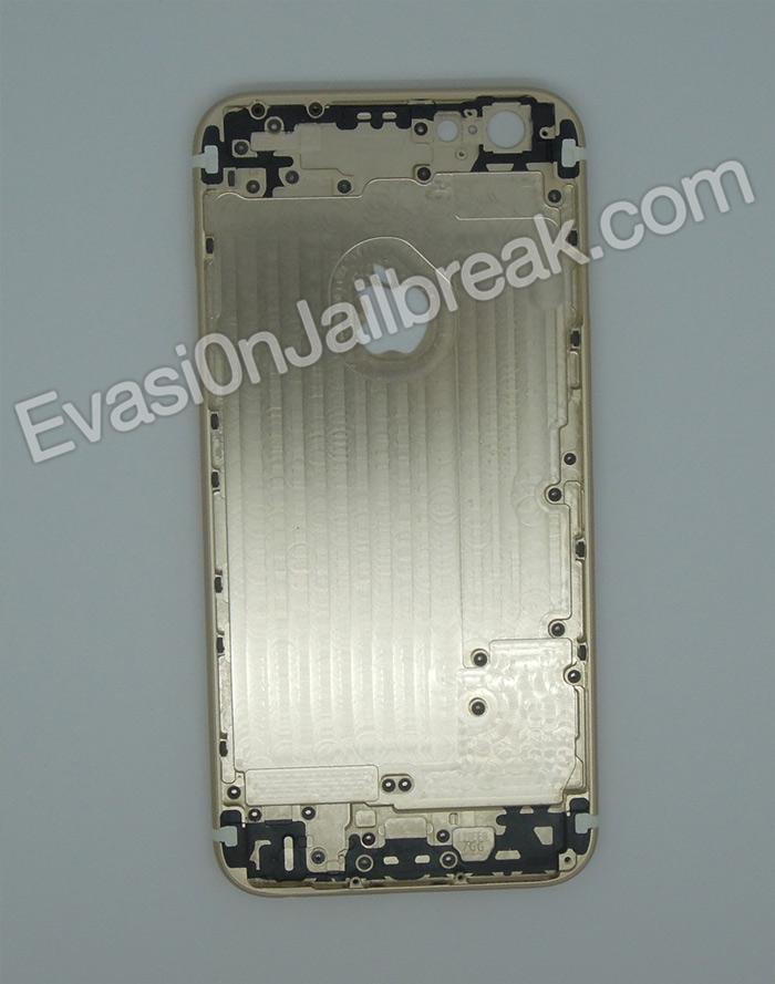 iPhone 6 back part (Evasi0nJailbreak 001)