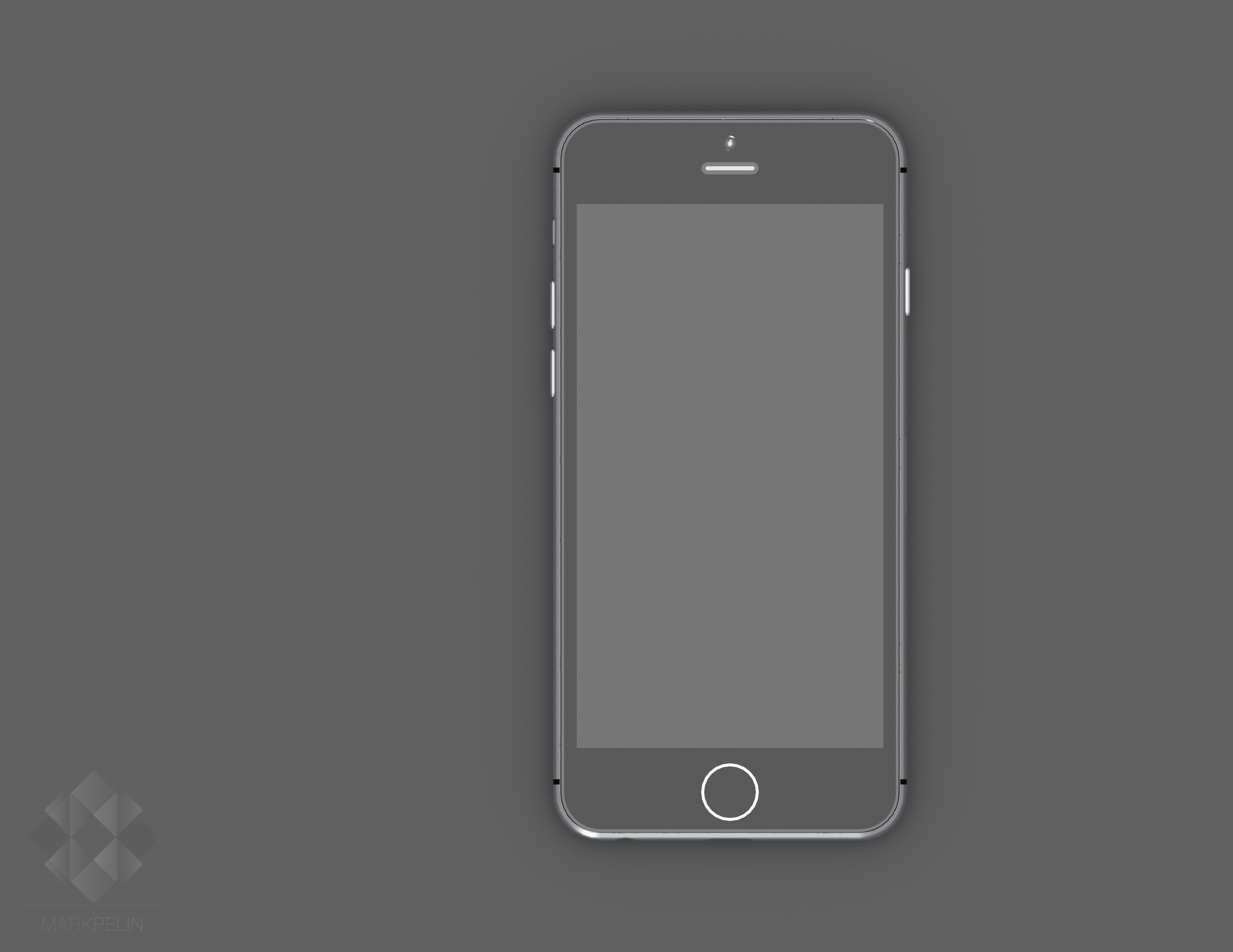iPhone 6 render (Mark Pelin 004)