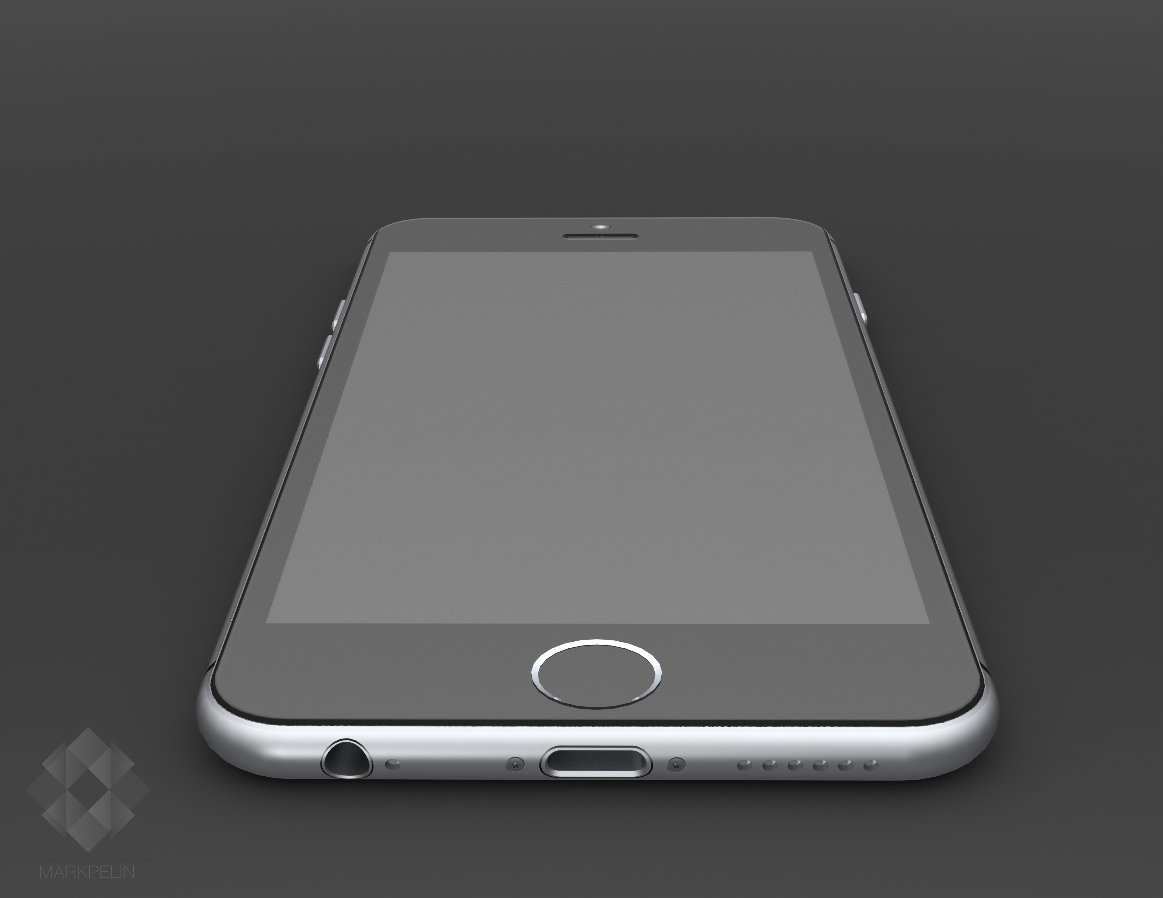 iPhone 6 render (Mark Pelin 006)
