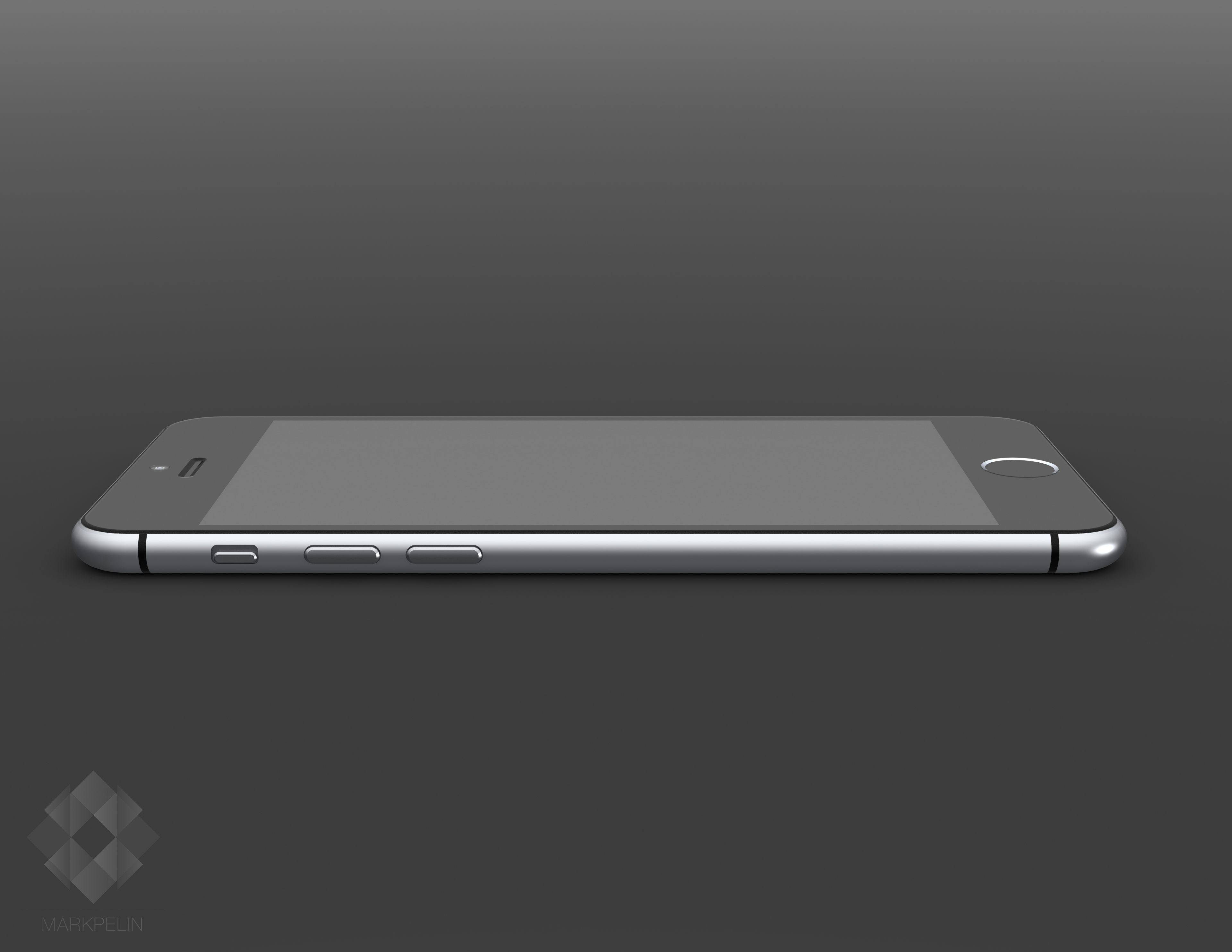 iPhone 6 render (Mark Pelin 008)