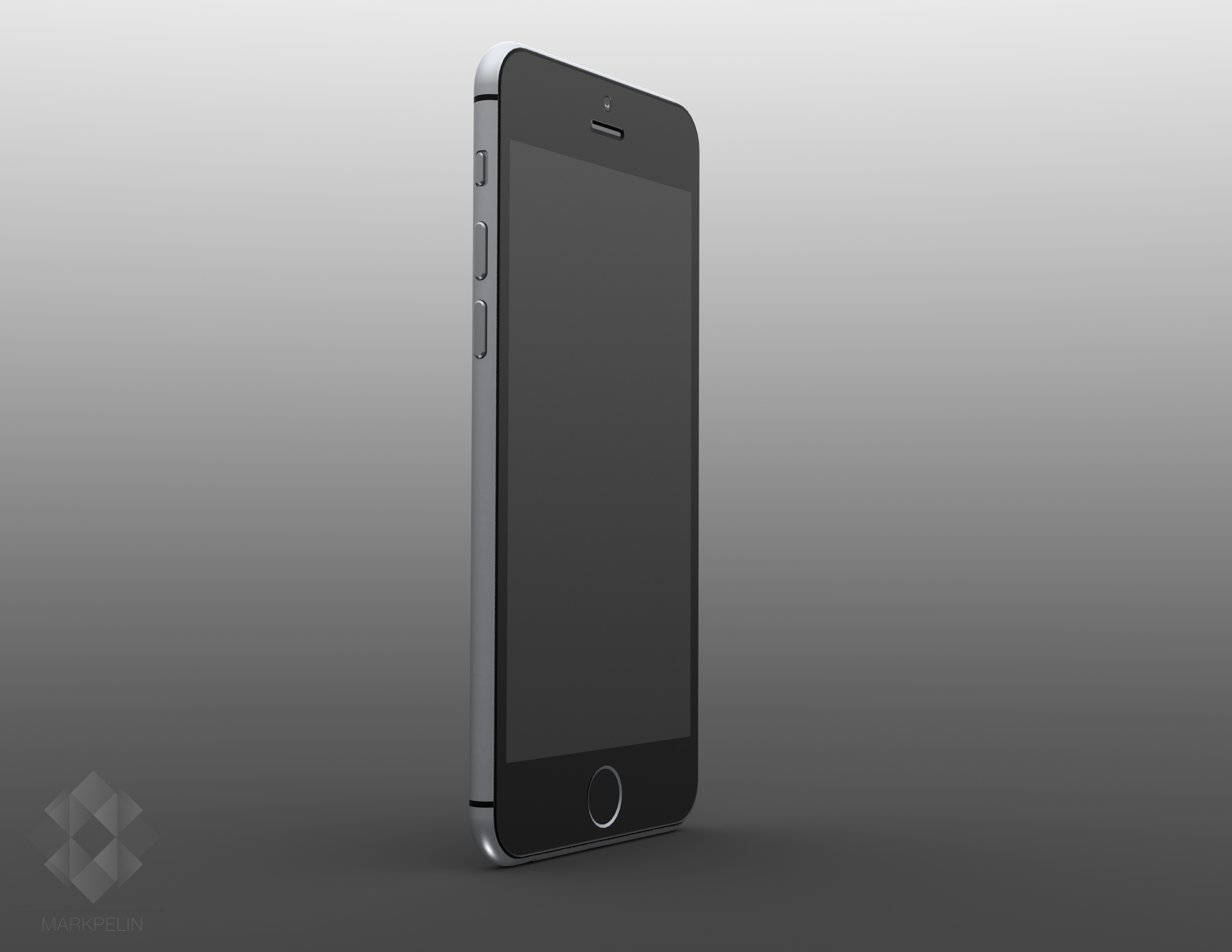 iPhone 6 render (Mark Pelin 009)