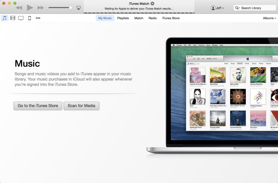 iTunes-12 music