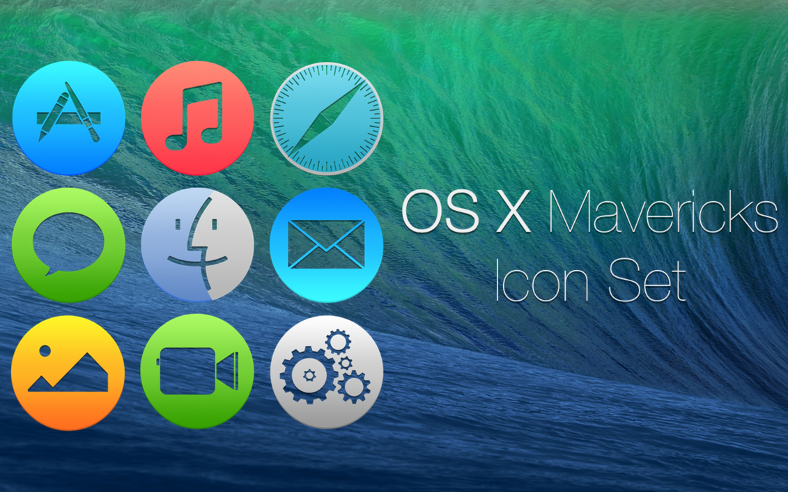 icon-pack-mavericks-set