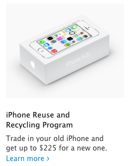 iphone trade in value apple cuts maximum iphone trade in value to 225 15505