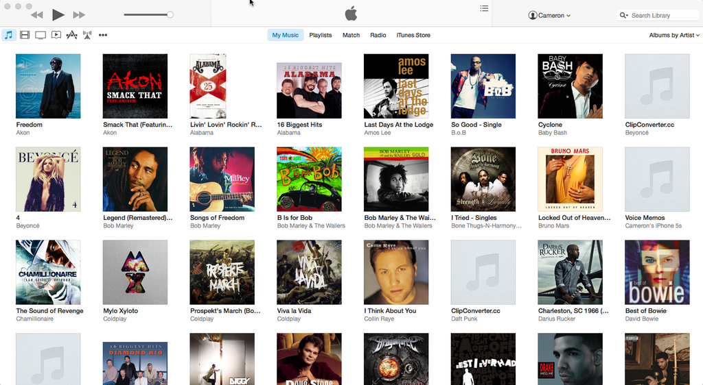 itunes 12 preview