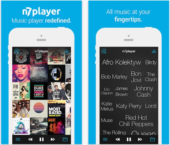 n7player Music Player 1
