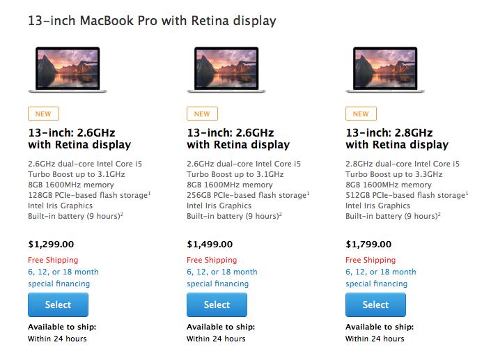 new macs 2