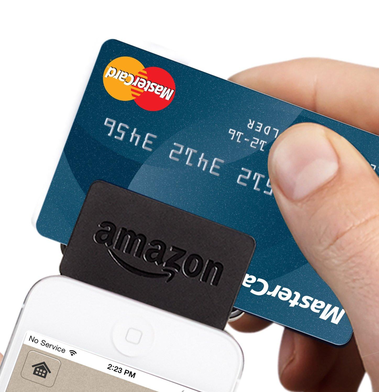 Amazon Unveils IOS-compatible Local Register Card Reader