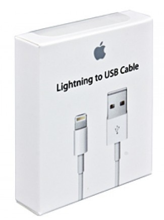 Apple Lightning to USB cable (retail box 001)