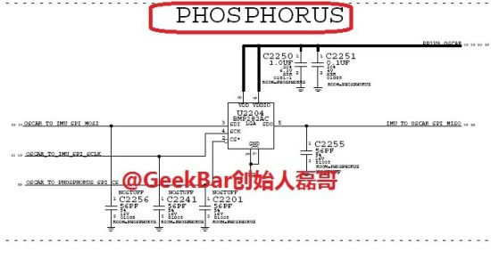 Apple Phosphorus (GeekBar 001)