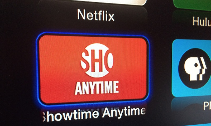 Apple TV (Showtime Anytime 001)