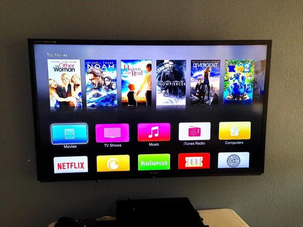 Apple TV Software Beta 4 (teaser 001)