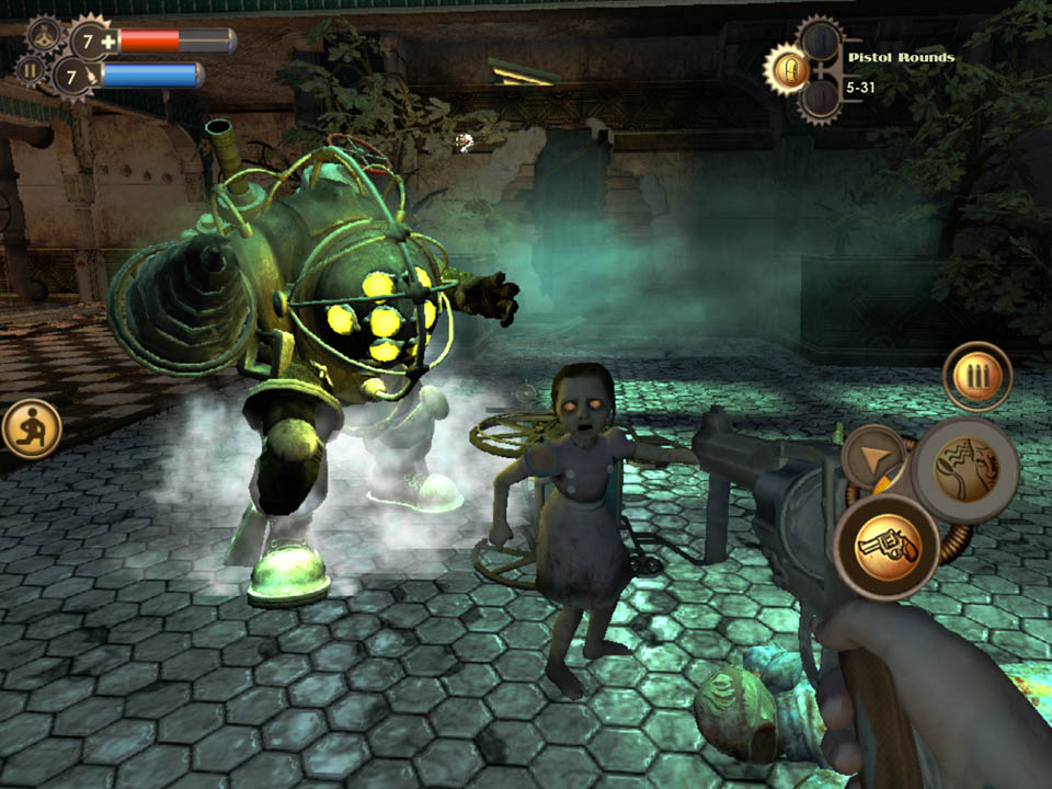 BioShock for iOS (teaser 001)