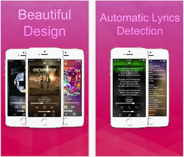 Blend Music Player 1