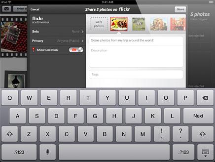 Camera Plus for iPad (screenshot 001)