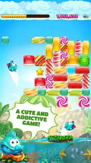 Candy Block Breaker 1.0 for iOS (iPhone screenshot 001)