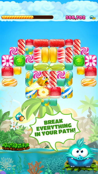 Candy Block Breaker 1.0 for iOS (iPhone screenshot 002)