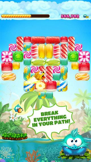 Candy Block Breaker 1.0 for iOS (iPhone screenshot 002)