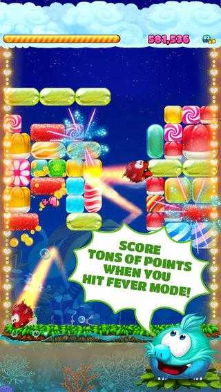 Candy Block Breaker 1.0 for iOS (iPhone screenshot 003)