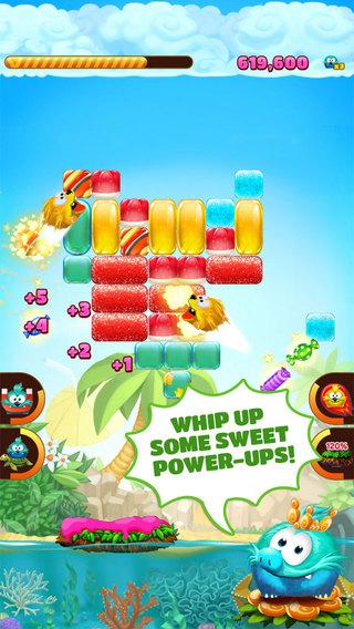 Candy Block Breaker 1.0 for iOS (iPhone screenshot 004)