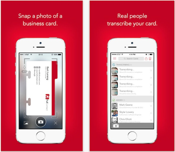 the best business card scanner apps for iphone
