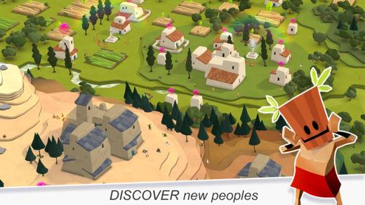 Godus 1.2 for iOS (iPhone screenshots 003)