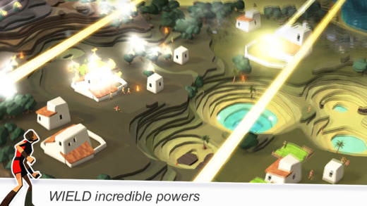 Godus 1.2 for iOS (iPhone screenshots 004)
