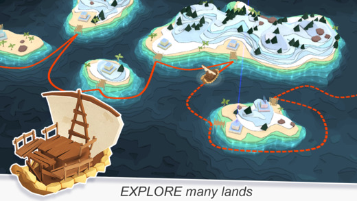 Godus 1.2 for iOS (iPhone screenshots 005)