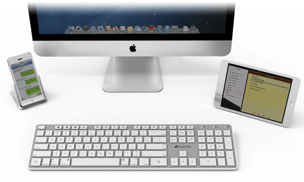 Kanex Keyboard multi-devices