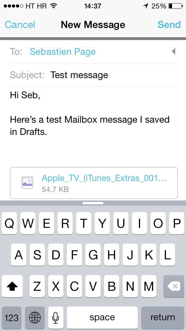 Mailbox 2.2 for iOS (iPhone screenshot 003)