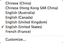 OS X Mavericks (how to Enhanced Dictation, System Preferences, Dictation and Speech 011)