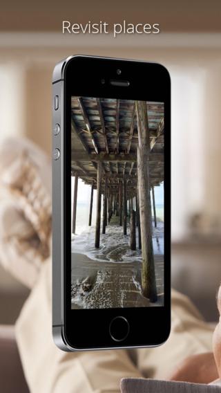 Photo Sphere Camera 1.0 para iOS (captura de pantalla 002 de iPhone)